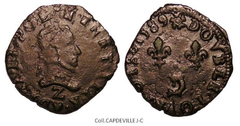 double tournois du dauphiné, 1587 !?? Double11