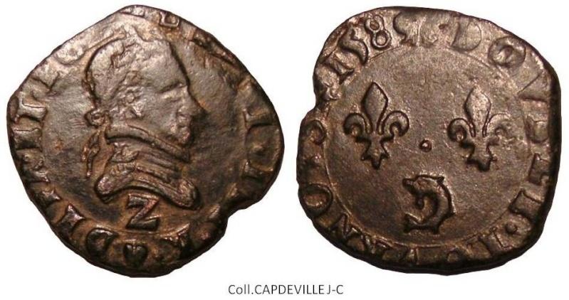 double tournois du dauphiné, 1587 !?? Double12
