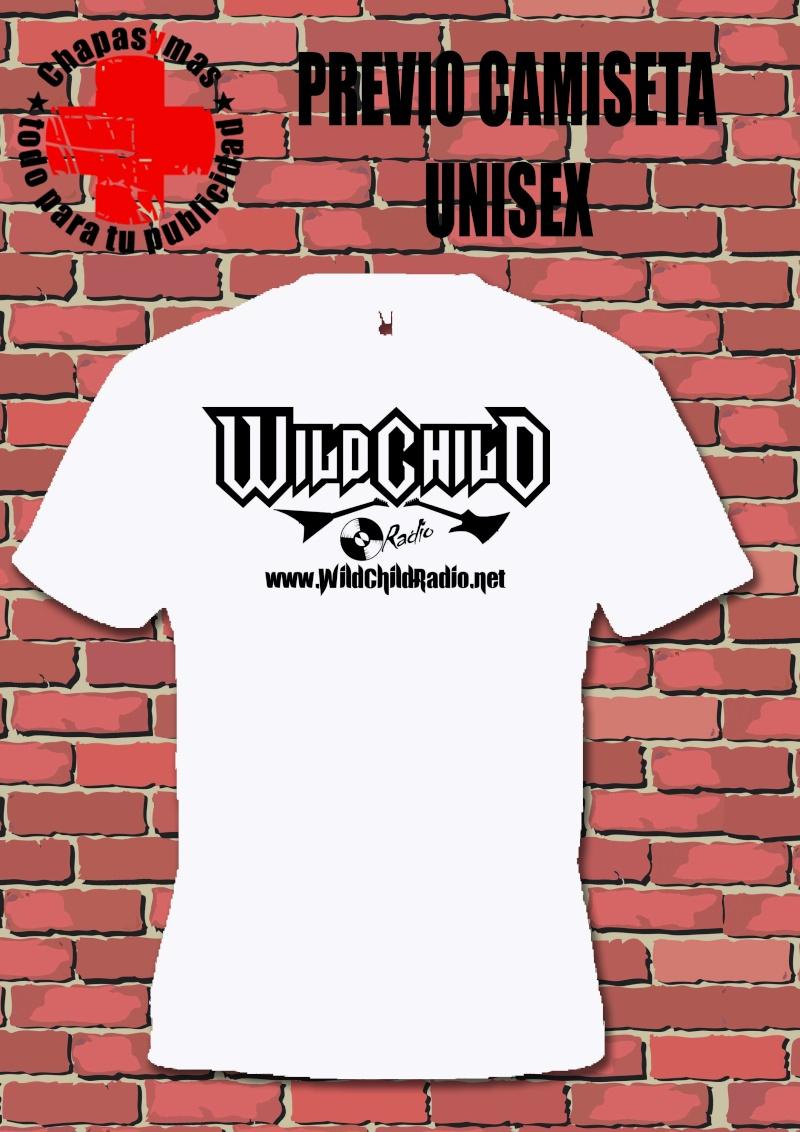 CAMISETAS de WILD CHILD RADIO!!  Oferta a los 20 primeros! Previo10
