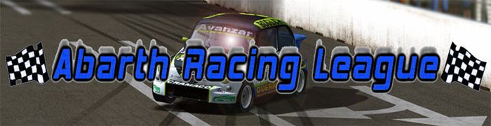 Abarth Racing League-Rfactor