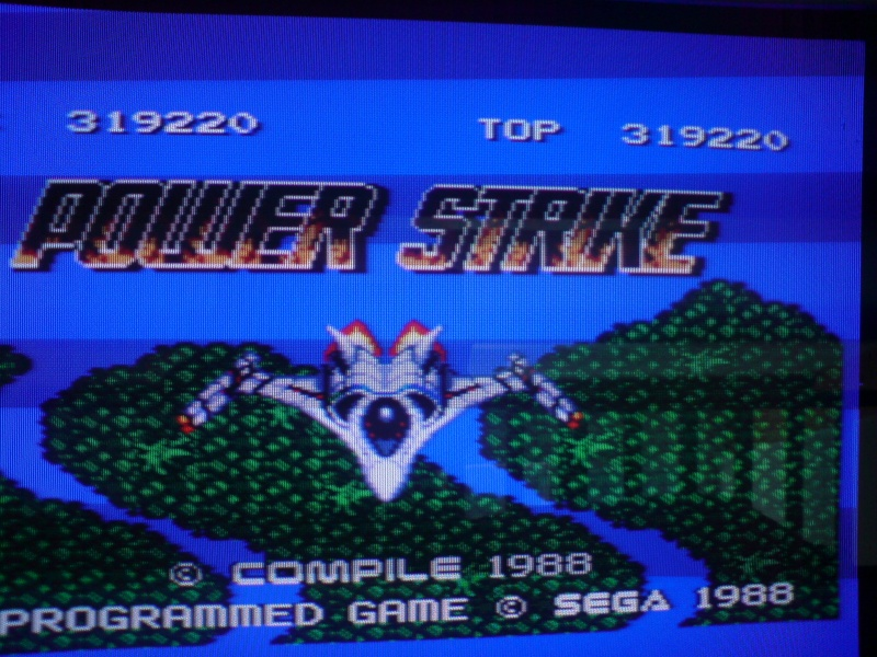 Concours Power Strike Sega Master System Dsc01911