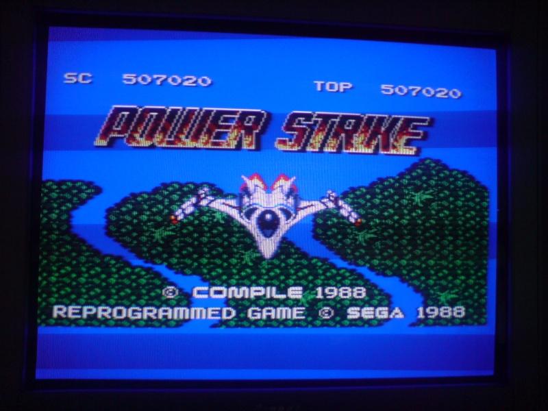 Concours Power Strike Sega Master System Dsc01913