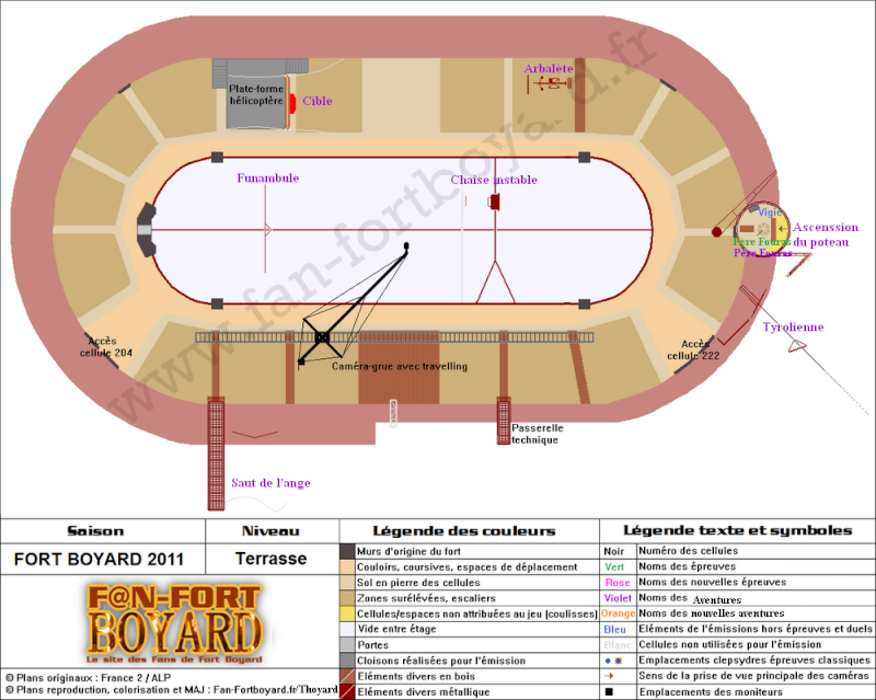 Vos créations pour la 22ème saison de Fort Boyard Fort-b10