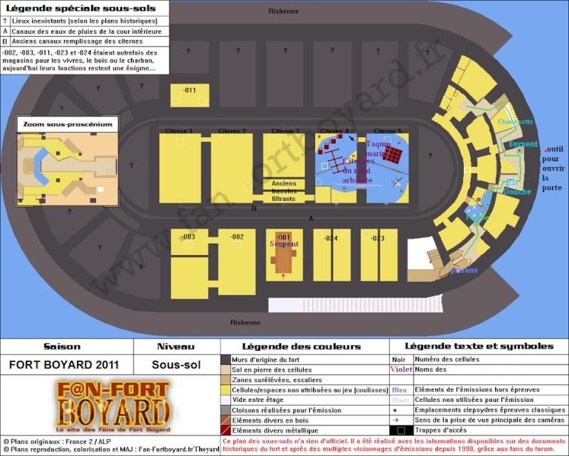 Vos créations pour la 22ème saison de Fort Boyard Fort-b13