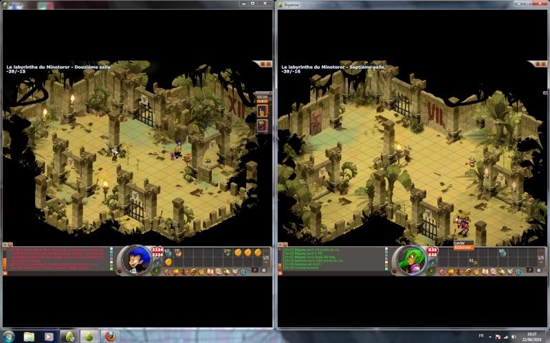 Labyrinthe Minotoror 2.0 Tot1210