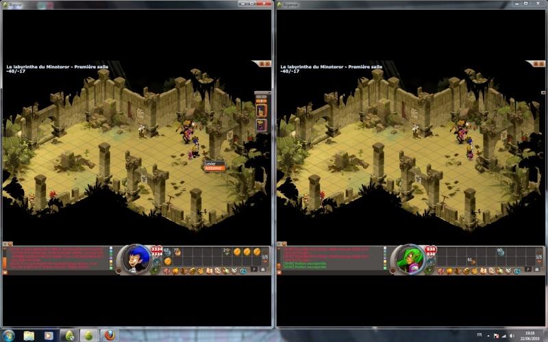 Labyrinthe Minotoror 2.0 Tot211