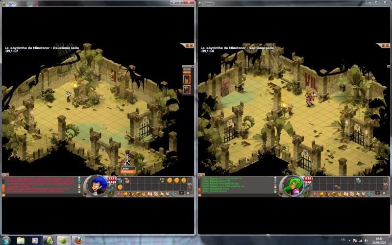 Labyrinthe Minotoror 2.0 Tot310