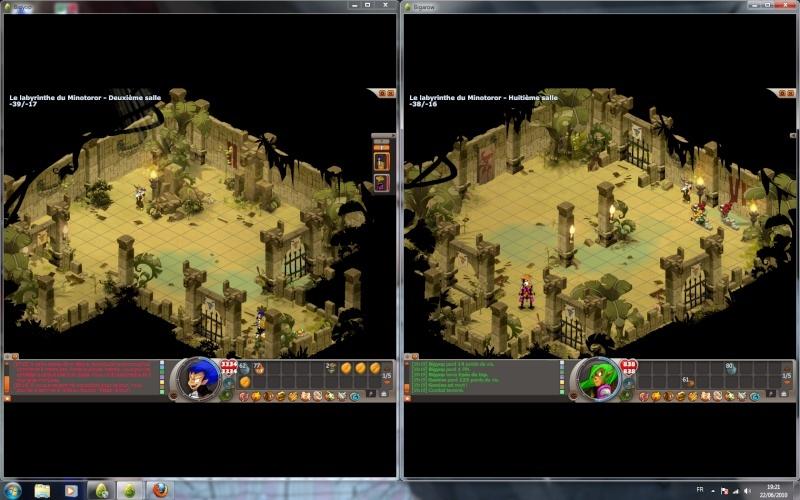 Labyrinthe Minotoror 2.0 Tot410