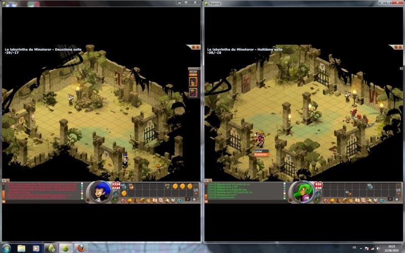Labyrinthe Minotoror 2.0 Tot710