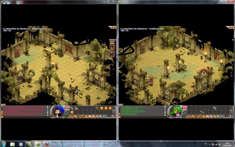 Labyrinthe Minotoror 2.0 Tot810