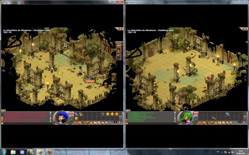 Labyrinthe Minotoror 2.0 Tot910