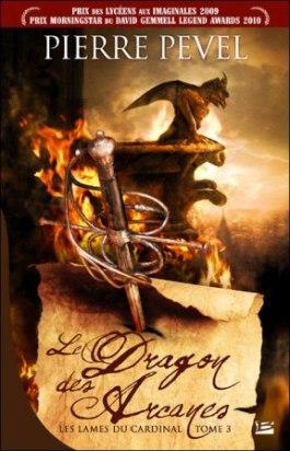 Les lames du Cardinal, T3 - Le Dragon des arcanes Lame_310