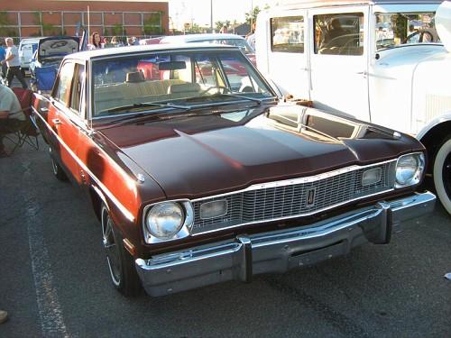 plymouth valiant 1975 a vendre Valian10