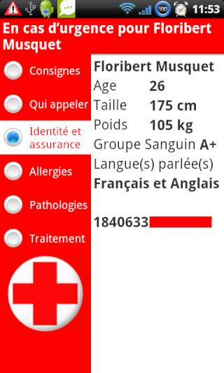 [SOFT] EN CAS D'URGENCE : Informations utiles en cas d'accident [Payant] Assura10