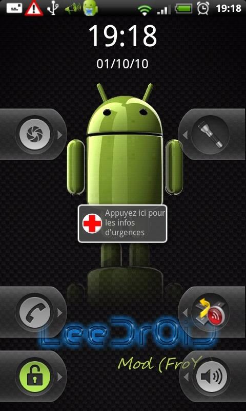 [Aide]Lockscreen sense vers origine android Screen10
