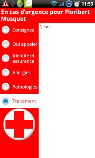 [SOFT] EN CAS D'URGENCE : Informations utiles en cas d'accident [Payant] Traite10