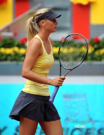 La racchetta di Maria Sharapova Sharap10