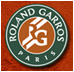 Roland Garros - Grand Slam ATP Rg_red10