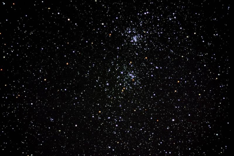 NGC 884/869 le double amas de Persée 10092010