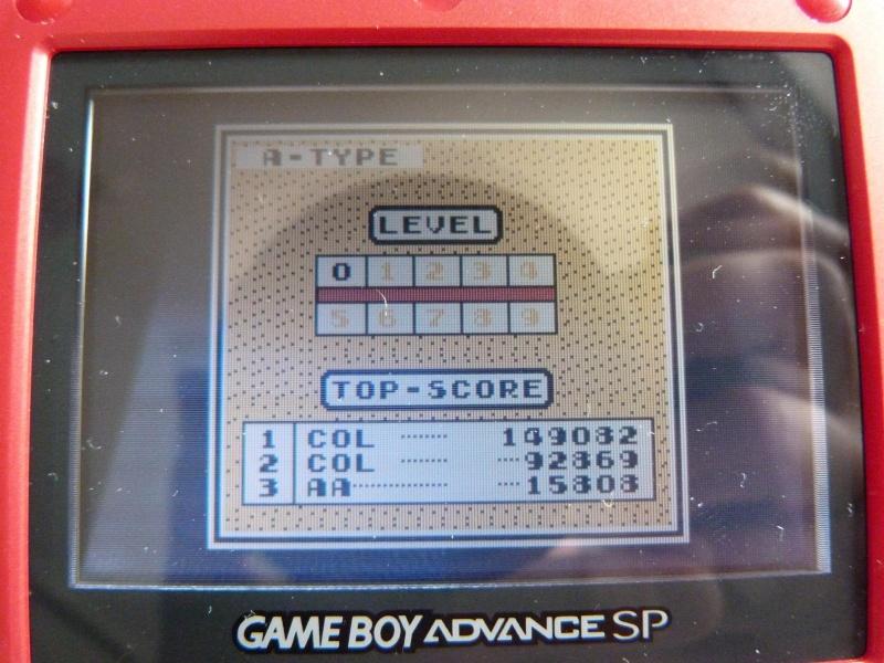 Championnat 2011 de High Score / Manche 1 : Tetris sur Game Boy  P1040510