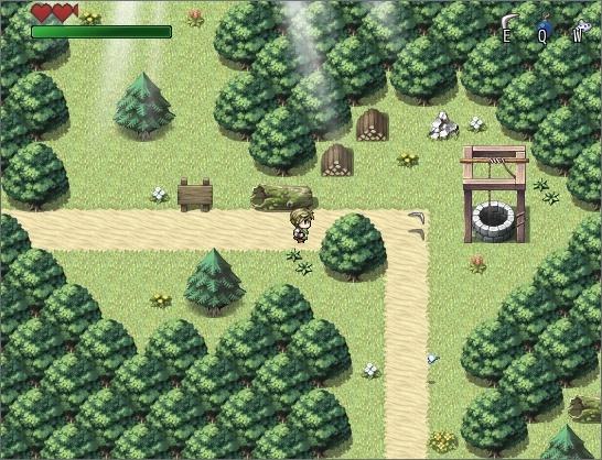 [RPG Maker VX] The Legend of Zelda - Another Mask Screen11
