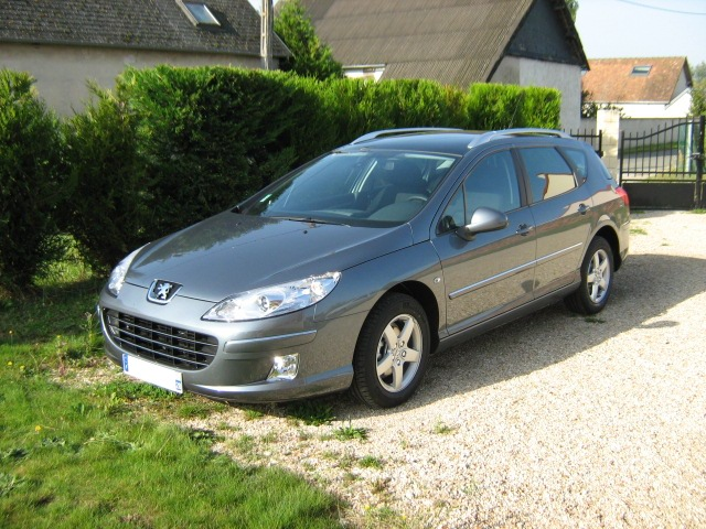 [407 sw-28] Peugeot 407 sw pack limited 2.0 140 Img_0712