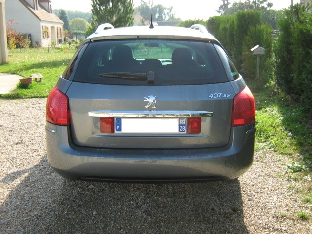 [407 sw-28] Peugeot 407 sw pack limited 2.0 140 Img_0713