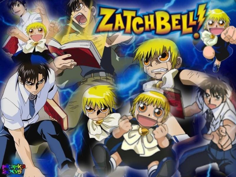 Zatch Bell Zatch_10