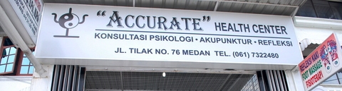 ACCURATE HEALTH CENTER MEDAN FORUM