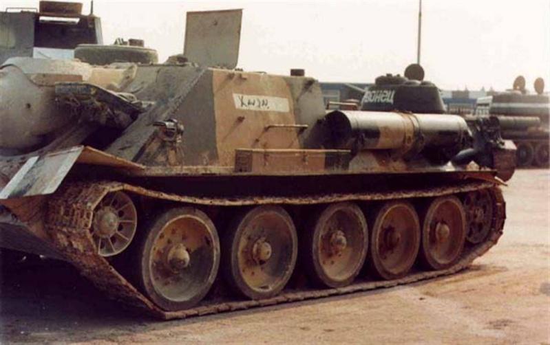 [Gibbs] SU-100 Egyptien.. Su-10010