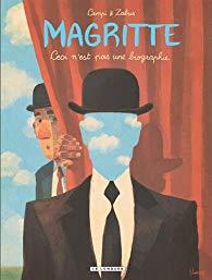 MAGRITTE, ceci n'est pas une biographie [Campi, Zabus]  Magrit11