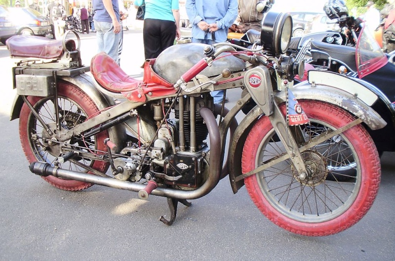 1938er Indian Four, M 1:6 Opel_m10