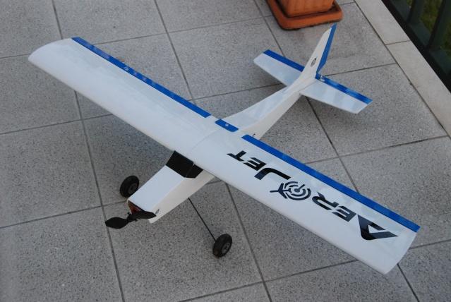 Vds AeroStar (trainer) Aerost10