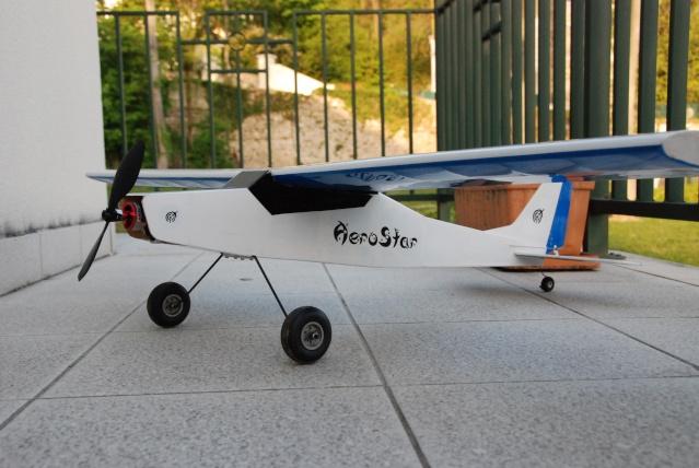 Vds AeroStar (trainer) Aerost11