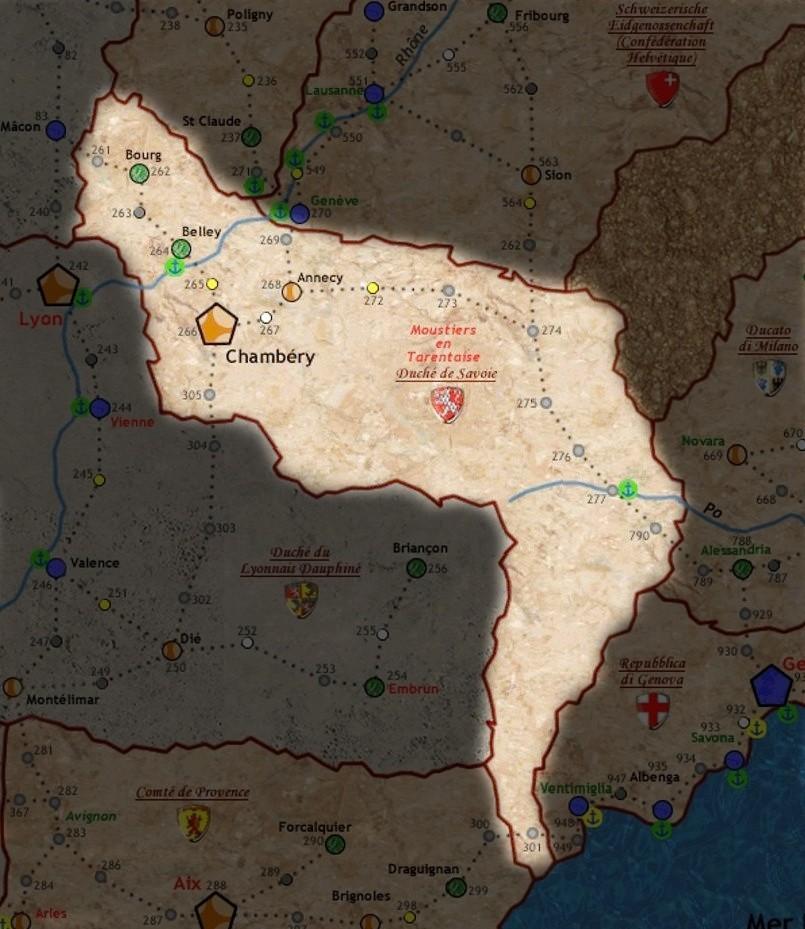 Savoie (S.R.I.N.G.) (Informations et Traités)... Caaaaa10
