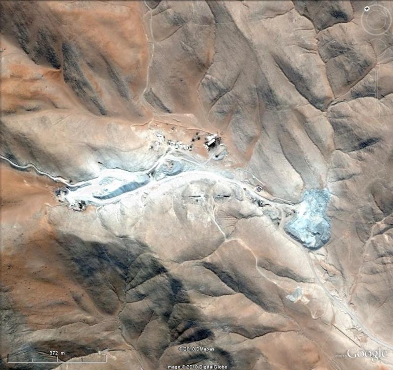 Les 33 mineurs chiliens Mine10