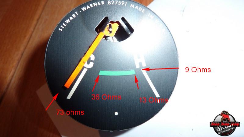 Sonde de température d'eau Renault sur CJ7 2.1L D et 2L Ess P1060410