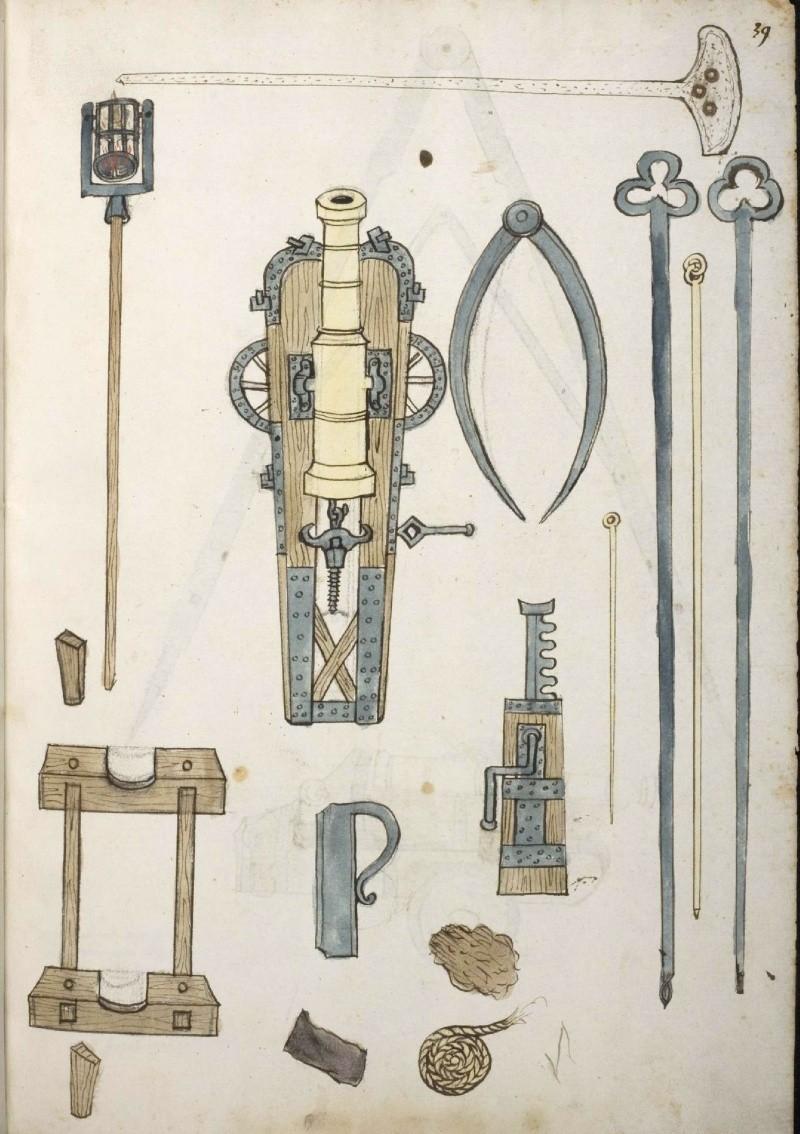 """Soldat """"Maître de feu"""" 1496_a13"""