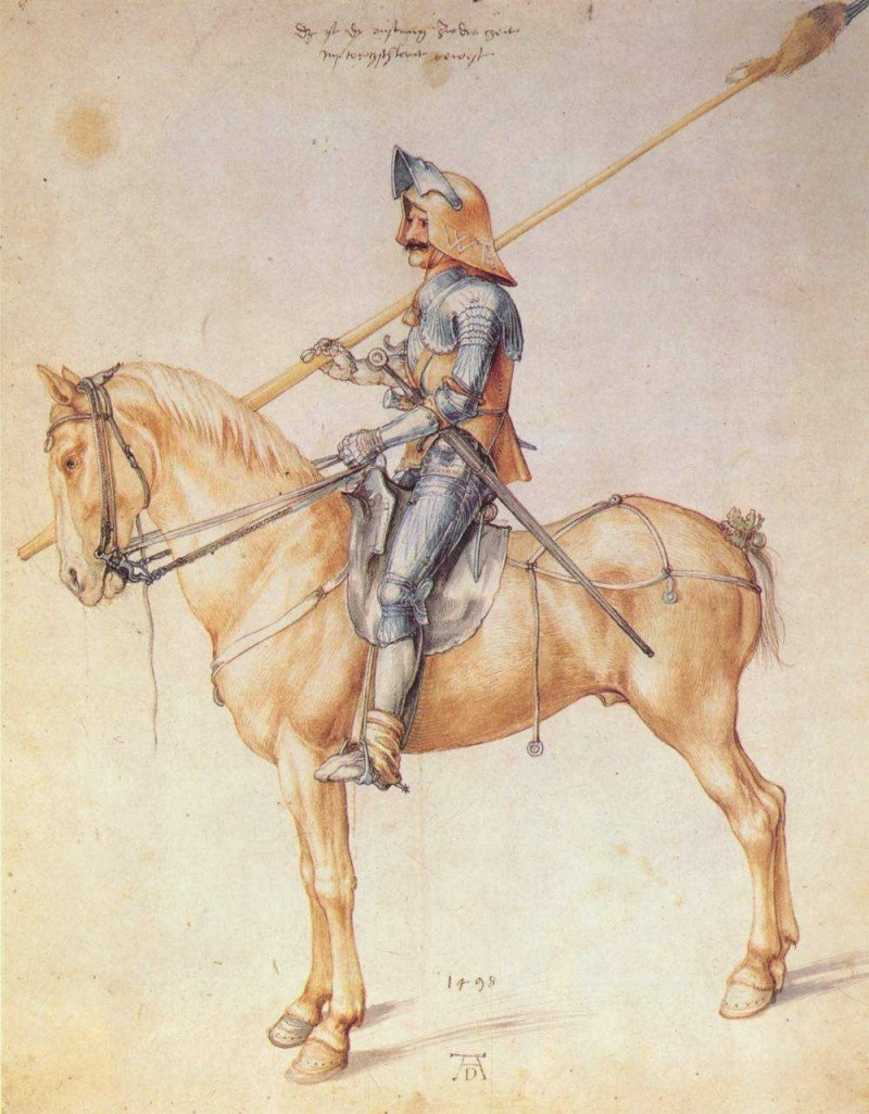 les casques peints XVe 1498_a10