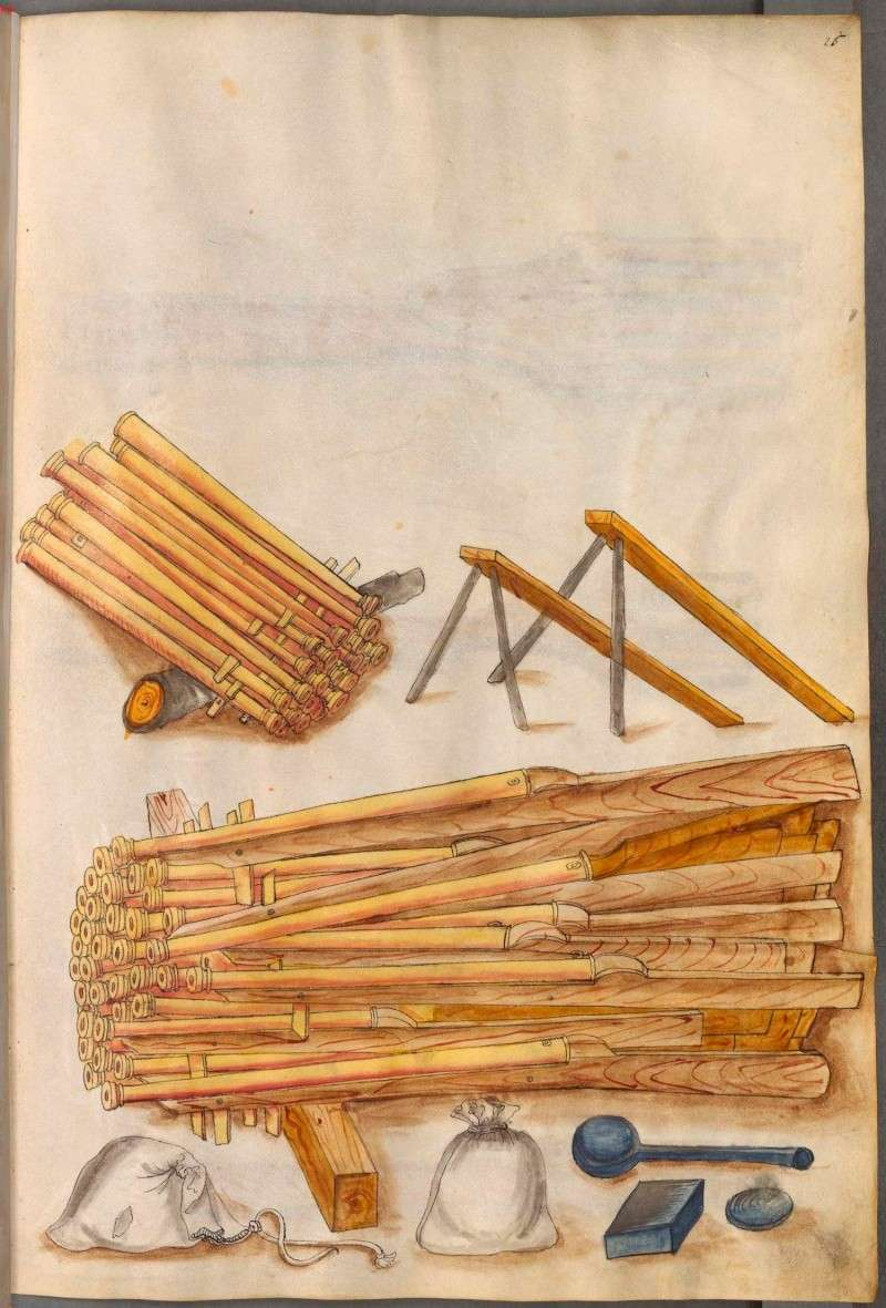 """Soldat """"Maître de feu"""" 1502_a11"""