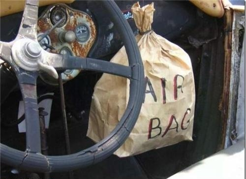 Airbag: une technologie récente ? Airbag10