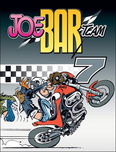 Joe Bar Team - Tome 7 [Jenfèvre, Henri & Perna, Pat] Joe10