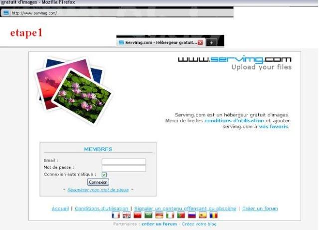 """Concours de bannières n.16: """"Le bois"""" - Page 5 Etape110"""