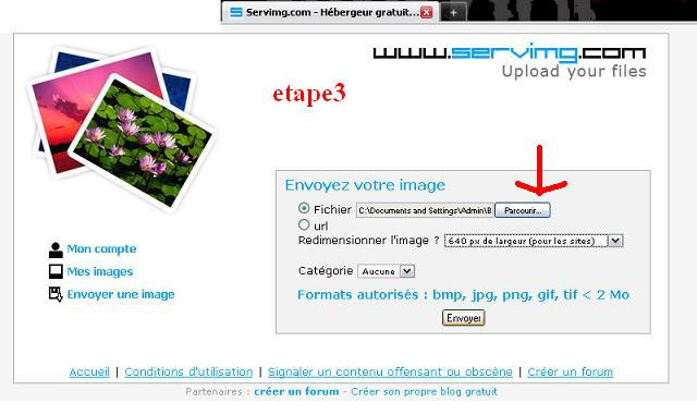 """Concours de bannières n.16: """"Le bois"""" - Page 6 Etape310"""