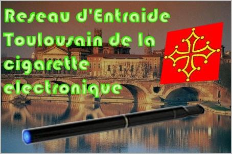 Réseau d'Entraide Toulousain de la Cigarette Electronique ( E-cigarette ) Retce10