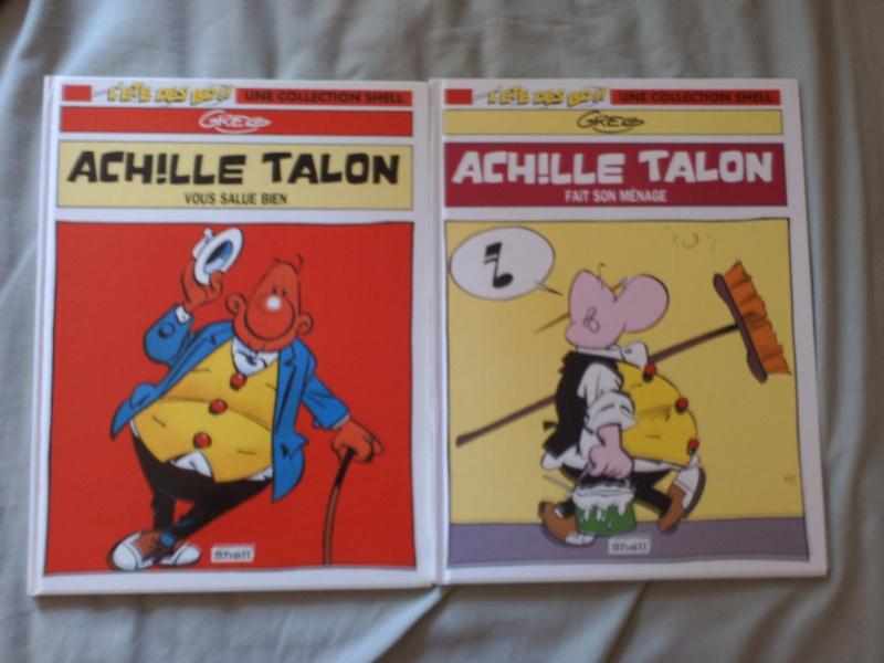 BD publicitaires Achille Talon Pict0219
