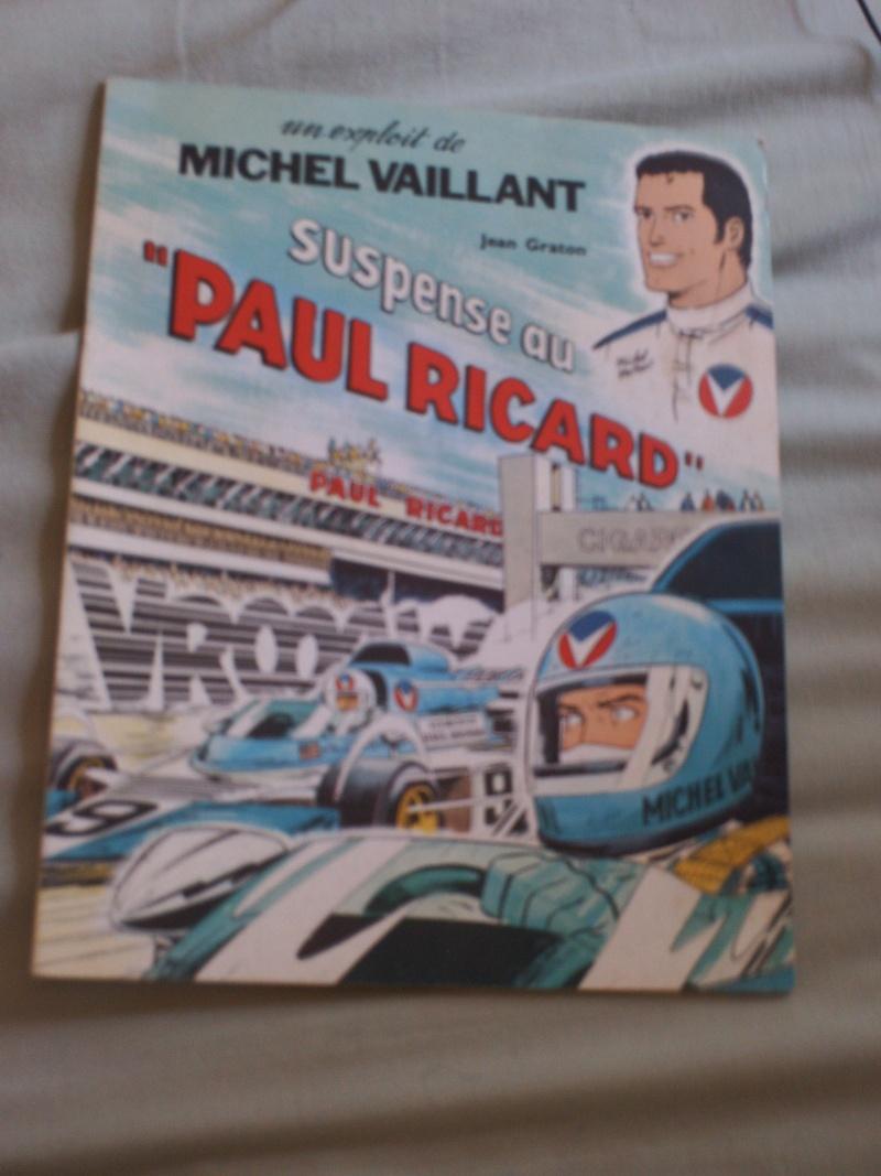 le héros du Paul Ricard Julie Wood, Michel Vaillant 1972 Pict0221