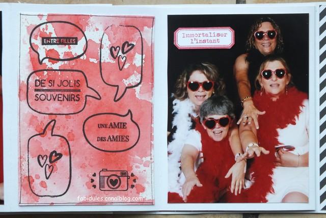 Galerie sujet mini album équipe B les 9 MUSES Photo114