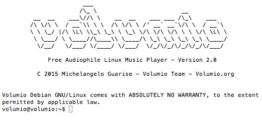 Volumio > come liberare RAM sul Raspberry PI 3B+ e smettere di riavviare ogni mezz'ora Ssh10