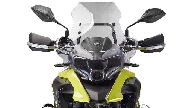 QJ Motor SRT 500 modèle 2021 du Benelli TRK 502X ? Benell26